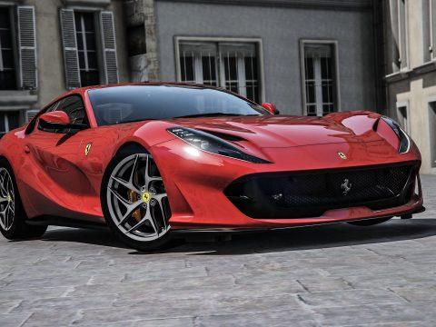 Ferrari 812 Superfast 2018 [Add-On] 1.0