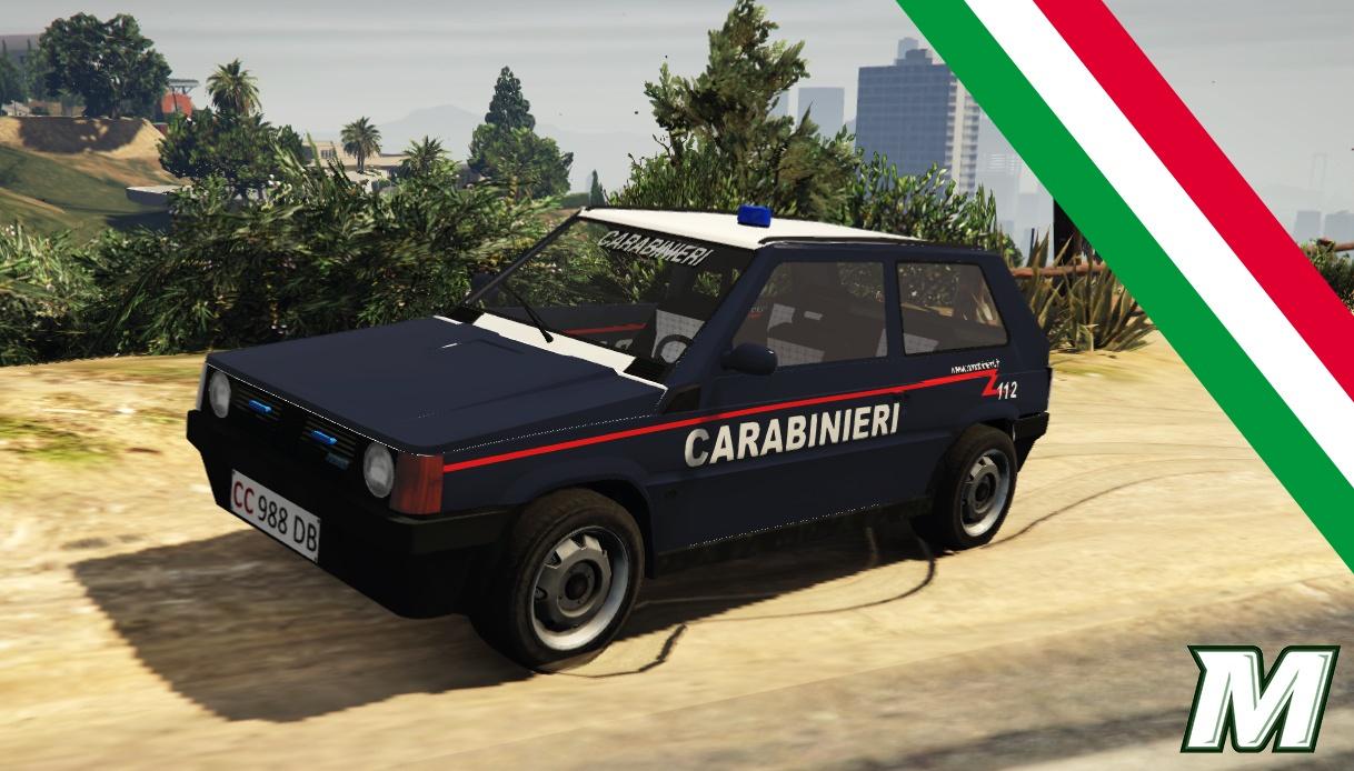 Fiat Panda Supernova - Carabinieri [ELS] 1.0