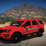 [Non-ELS] Ford Interceptor SUV + Liveries [Replace | Addon | FiveM]