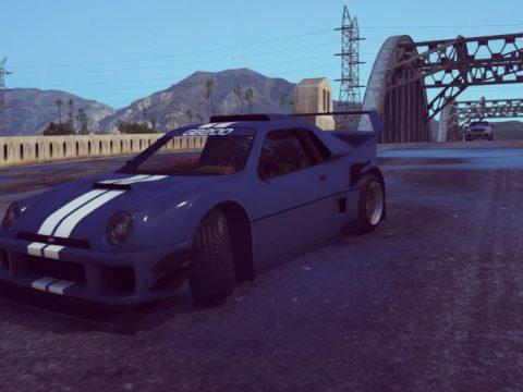 [Menyoo | FiveM] AVNU's GT3 Carpack [10 Cars] 1.2