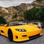 Koenigsegg CC8S 2002 [Add-On | Extras] 1.0