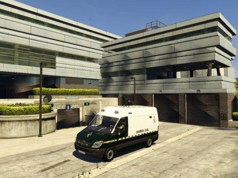 Mercedes Benz Sprinter 313 CDI Guardia Civil 1.0