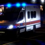 Met Police TSG Van