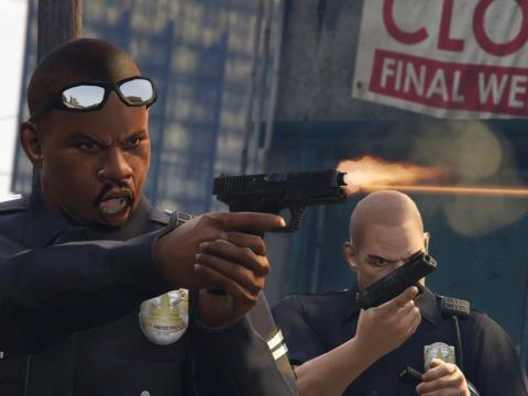 Max Payne 3 Glock [Animated]