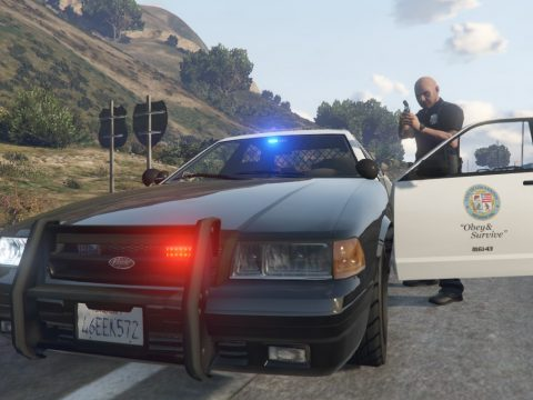 The Definitive Police Livery Fix [Replace | NON-Mapped] FINAL
