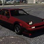 Toyota Celica-Supra (MKII) [Add-On | Tuning | LODS | Template] 1.1