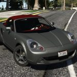 Toyota MR-S [Add-On | Tuning | Animated roof | LODS | Template ] 1.0