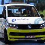 Volkswagen Transporter T6 België | Lokale Politie Antwerpen [ELS] 4.0