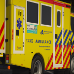 Volvo FLL MICU Dutch Ambulance [Replace|ELS|Template|Enterable] v1.5 (added ELS file and changed headlights)