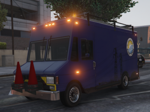 NEW Power & Water utility vehicle