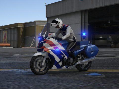 Yamaha FJR Koninklijke Marechaussee (fictional) 1.1 [BETA]