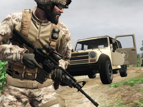 Weapon Attachments Pack 3.1