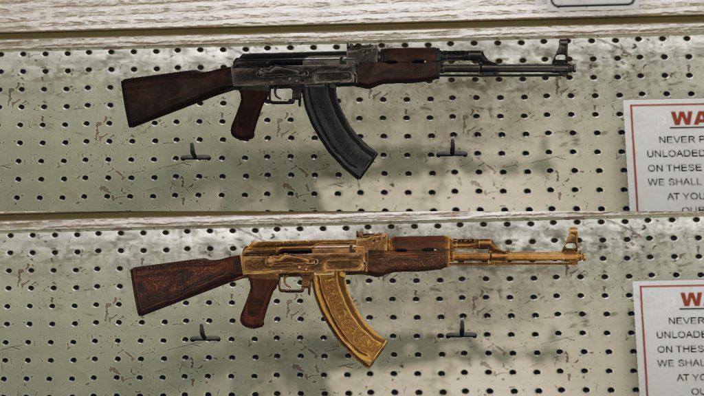 AK47 Pack
