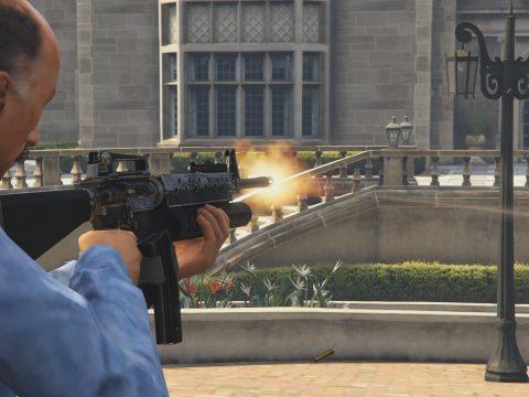 M16A2 + M203 1.0