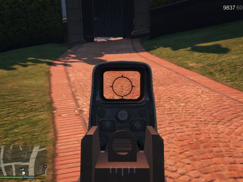 Battlefield 4 Eotech Holo Sight 1.1