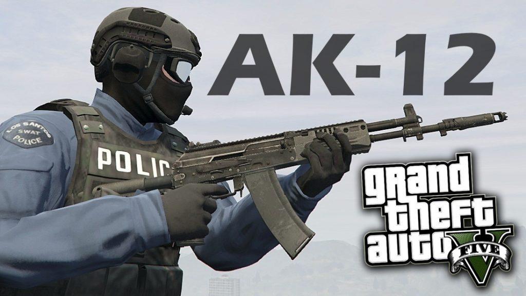 AK-12 (AK-400) v1.3