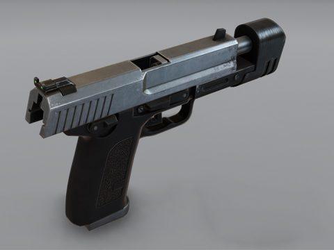 Half-Life 2 - Pistol v1.5