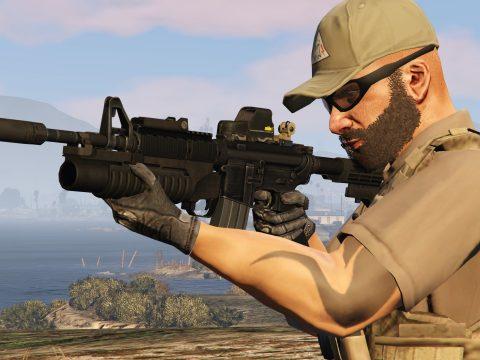 Colt M4A1 (& M203) 2.0