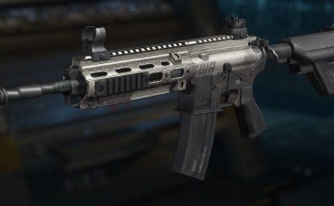 HK416 (COD BO3)
