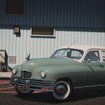 1948 Packard Standard Eight [Add-On | LODs | Extras] 1.0
