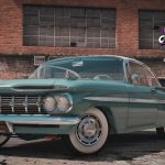 1959 Chevrolet Impala Pack [Add-On | LODs | Template | Extras] 1.0