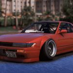 1992 Nissan Silvia S13 [Add-On] 1.0