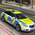 2013 Opel Insignia Garda Roads Policing Unit