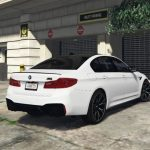 2019 BMW M5 F90 Competition Realistic Handling 1.0