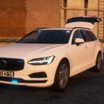 2019 Unmarked Police Volvo V90 [ELS] 1.0