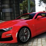 2020 Chevrolet Camaro SS [Add-On | Replace | Tuning | Template | Unlocked | RS SS ZL1 1LE WIDEBODY] 1.0