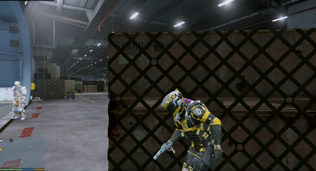 Call of Duty: Infinite Warfare - Eraser