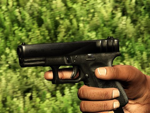 Glock 19 (animated)