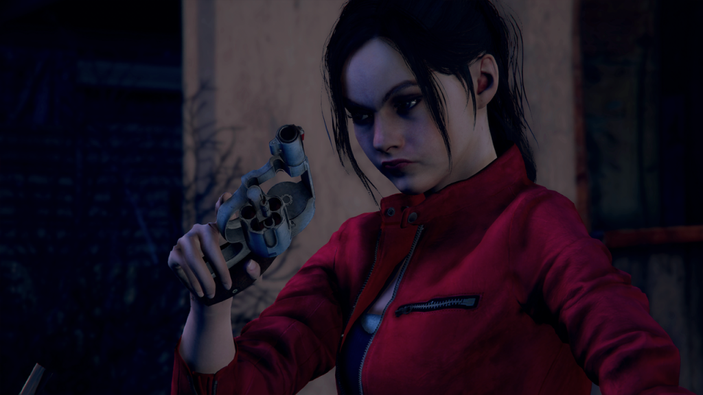 Claire's Revolver From Resident Evil 2