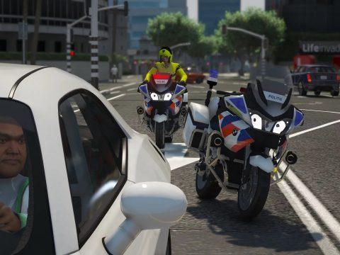 BMW r1200rt Dutch Police (Landelijk) [ELS]