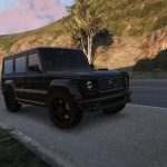 Benefactor Dubsta Custom [Add-On/Replace||FiveM] 1.0