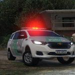 Chevrolet Spin 2019 Patrulha Rural PMESP ELS