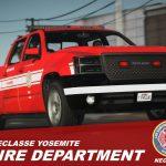 Declasse Yosemite Fire Department [ADDON]