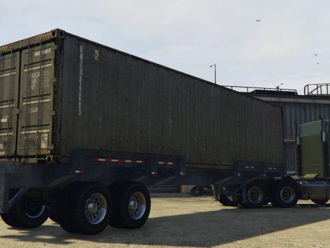 Dock Trailer - Improvements