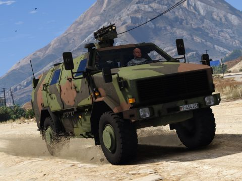 KMW ATF Dingo Bundeswehr 1.0
