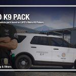 LSPD K9 Mini Pack [Add-on] 1.0