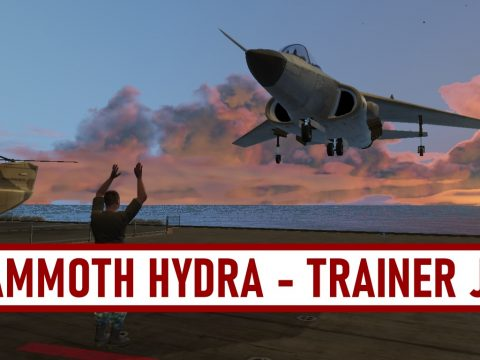 Mammoth Hydra - Trainer Jet [Add-On] 1.0 (BETA)