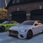 Mercedes‑AMG GT 63S Realistic Handling 1.0