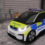 Metropolitan Police 2018 BMW i3