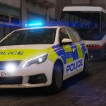 Metropolitan Police Peugeot 308 Pack 1.0