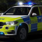 Northumbria Police BMW X5 ARV Pack! [ELS | Dials | Replace 1.0