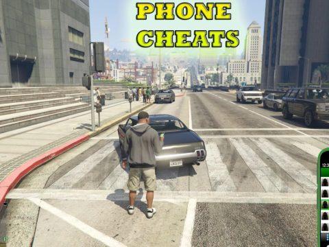 Phone Cheats