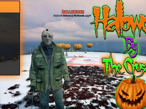 Halloween Mod Menu (Open Source) 1.02