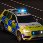 Staffordshire Police Volvo XC90 Marked [ELS] FINAL VOLVO XC90