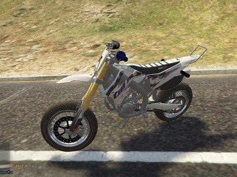 [Add-On] TM SMR 125 Stunt 1.0