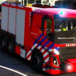 Volvo FH 750 Brandweer HV [ELS]